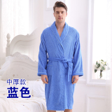 Get The Best Price For Cotton Thick Absorbent Hotel Couple S Bathrobe