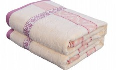 Best Offer Single Or Double Bedsheet Cotton Towel