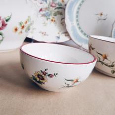 Cheapest Country Floral 4 5 Rice Bowl