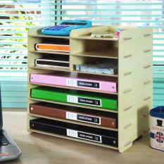 Coupon Craftsman A4A5 Office Desktop Storage Data Frame Multi Document Holder