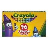Buy Crayola 96Ct Crayons Crayola