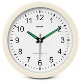 Price Creative 8 Inch Super Quiet Luminous Bedroom Living Room Wall Clock Intl Baffect Original