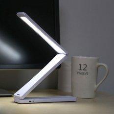 Recent Creative Dc 5V 1 5W 120Lm Eye Protection 17 Leds Table Lamp Folding Night Light Intl