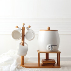 Minimalist Home Living Room Drinks Kettle Cool Cold Water Bottle Free Shipping