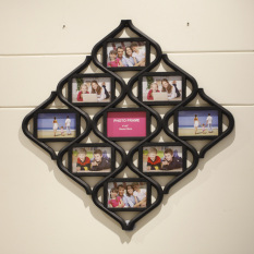 Sale Full Decoration Fu Cool Wall Combination One Piece Photo Frame Online On China