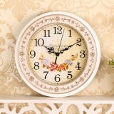 Creative Wall Clock Living Room Mute Watch European Wall Clock Modern Decorative Walls Bell Clock Intl Oem Cheap On China