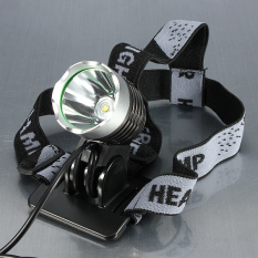 Sale Cree Bicycle Head Lamp 2000Lm Xml T6 Led Usb Headlamp Online On China