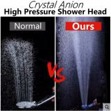 Sale Crystal Powerful High Pressure Anion Filter Shower Head 3 Modes Jrkreation On Singapore