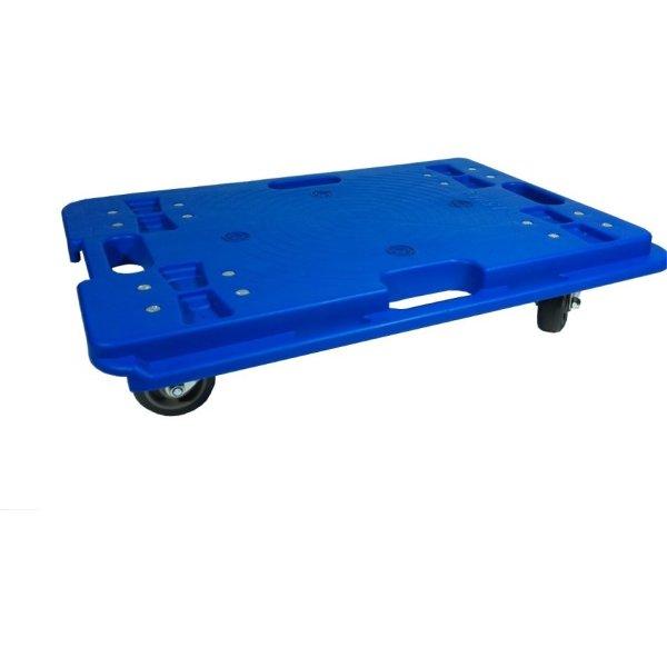 CRYSTAR FD100 150kg Platform Trolley (Blue)