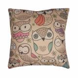 Cushion Owl Family Free Shipping