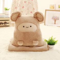 Pillow Quilt Dual Hand Shou Wu Hand Warmer Pillow Waist Cushion For Sale