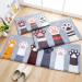 Sale Cute Sofa Bedroom Long Rug Doorway Mat Oem