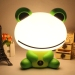 Sale Cute Frog Cartoon Kids Bed Desk Table Lamp Night Sleeping Lamp Children Birthday Gift Frog Oem