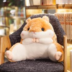 Cute Hamster Student Lumbar Support Pillow Totoro Price