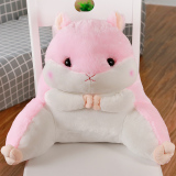 Cute Pillow Office Lumbar Support Pillow Totoro Hamster In Stock