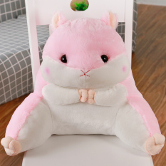 Cute Pillow Office Lumbar Support Pillow Totoro Hamster Sale