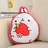 Cute Rabbit Cartoon Pillow Nap Potato China
