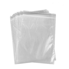 [Sale At Breakdown Price] Cyber TOP SALE PE Clear Cellophane Plastic Card Bags OPP Display Bags for Greeting Cards Photos( #3 ) - intl