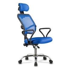 Buy D05 Spenser Office Chair Blue On Singapore