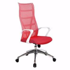 D29A Shanelle Office Chair (Red)(Self Setup) Singapore