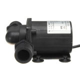 Price Dc 12V 1000L H Electric Solar Brushless Motor Water Pump Aquarium Fountain New On Singapore