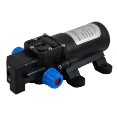Dc 12V 60W 5L Min Diaphragm High Pressure Water Pump Automatic Switch On China