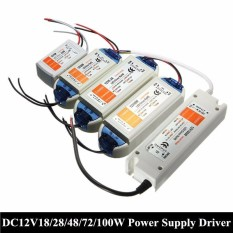 DC12V 18W Transformer Power Supply Driver Adapter For LED Strip - intl Singapore