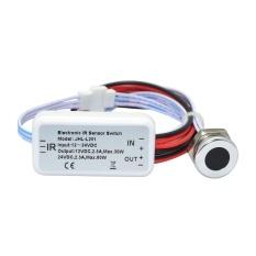 Retail Dc12V 24V Ir Motion Sensor Switch Touchless On Off For Cabinet Light Lamp Intl