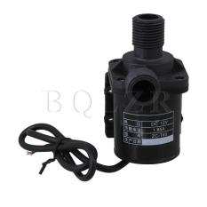 Dc12V Ip68 Centrifugal Water Pump Black In Stock