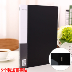 Where To Buy Deli 5301 File Clip A4 Single Powerful Folder Pocket Data File Folder Plastic Student Papers Paper Clip
