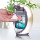 Buy Deluxe Editio Automatic Foaming Soap Dispensers Touchless Hand Sanitizer Dispensers With Wall Mounted 2 Modes Adjustable For Kitchen Bathroom Countertop Kindergartens Gold Intl Online China