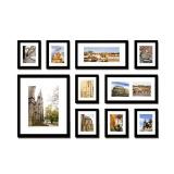 Lowest Price Designer 8003 Diy Photo Frame Collage Wall Decor Photo Frame