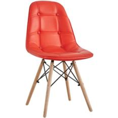 JIJI Designer Eames Chair (Leather) (Designer Dining Chair)