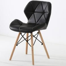 JIJI Hideki Chair (Free Installation) - Designer Dining Chairs / Living Room / Furniture (SG)
