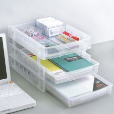 Desktop Storage Small Drawer Storage Rack Coupon