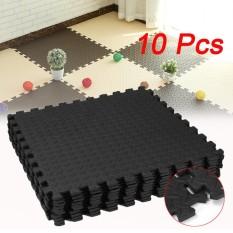 Sale Details About 12 Tiles Eva Rubber Foam Camping Gym Mat 60X60X2Cm Fitness Flooring Bg Intl Not Specified Online