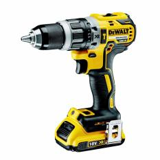 The Cheapest Dewalt Hammer Drill 18V Battery 13Mm Chuck Size 4 0Ah Battery Capacity Online