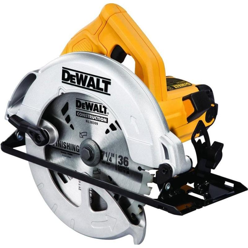 DeWaltCircular Saw 71/4 184Mm Dwe561
