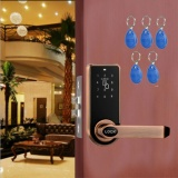 Deals For Digital Electronic Keyless Keypad Security Entry Door Lock Reversible Handle Intl