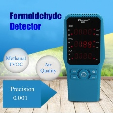 Digital Formaldehyde Detector Hcho Tvoc Meter Indoor Home Air Gas Quality Tester Intl Shop