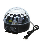 Compare Digital Led Rgb Crystal Magic Ball Effect Light Dmx 512 Disco Dj Stage Lighting
