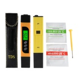 Digital Ph Meter Lcd Tds Water Purity Ppm Filter Hydroponic Tester Pen Intl Lowest Price
