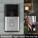 Digoo Doorbell 720P Hd Wifi Wireless Video Camera Viewer Night Vision Door Phone Ring Bell Alarm Smart Home Security System Review
