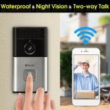Best Reviews Of Digoo Smart Doorbell Wifi Video Camera Phone Door Intercom Ir Night Vision P2P Intl