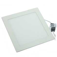 Latest Dimmable Cree Led Recessed Square Ceiling Panel Light Lamp Cool White