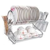 Price Dish Rack With Cup And Cutlery Holder Dish Drainer Drying Holder Online Singapore