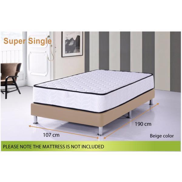 Divan Bed Base - Super Single size