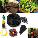 Sale Diy Micro Drip Irrigation System Automatic Plant Watering Kit Garden Tool 18M China Cheap