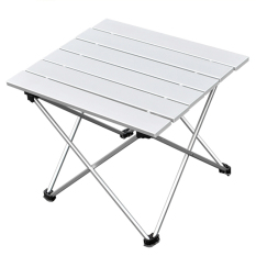 Dodo 6063 Aluminum Folding Table Portable Roll Up Table Folding Camping Outdoor Indoor Picnic Bag Table Living Room Coffee Table Coupon Code