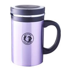 Who Sells Dolphin Collection Stainless Steel Double Wall Vacuum Mug With Strainer 500Ml Purple